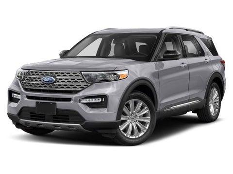 Cavalier Ford Chesapeake >> 2020 Ford Explorer