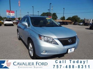 2012 Lexus RX 350 AWD 4dr In Portsmouth, VA   Cavalier Ford At Chesapeake  Square